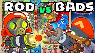 BTD Battles - ROD vs BADS