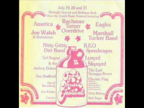 Ozark Music Festival Sedalia MO July 1974