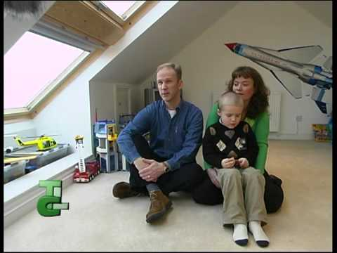 Truss Loft Conversion To Playroom Darlington Youtube