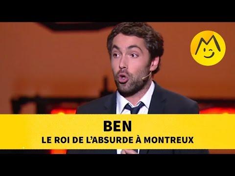 Ben : le roi de l'absurde à Montreux