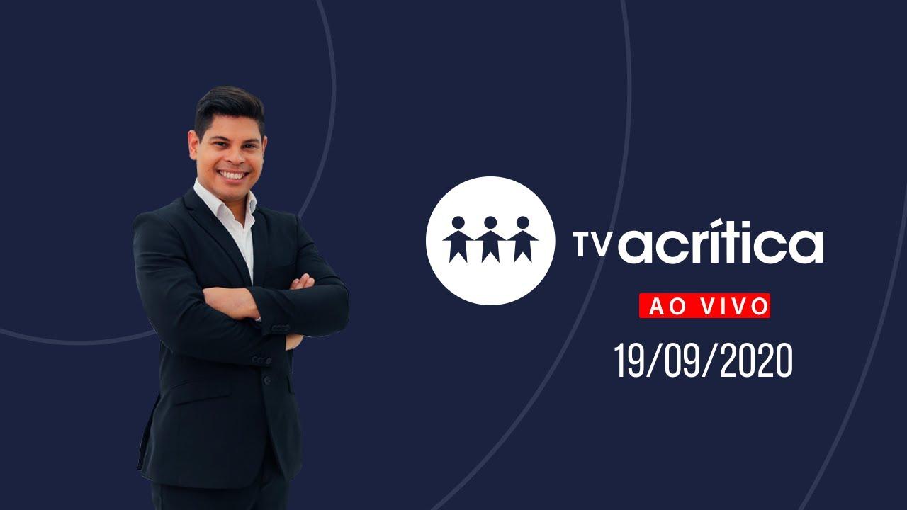 TV A CRITICA   Ao Vivo   19/09/20