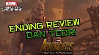 (SPOILER KERAS!!) Ending Review Avengers Infinity War  | Marvel Indonesia