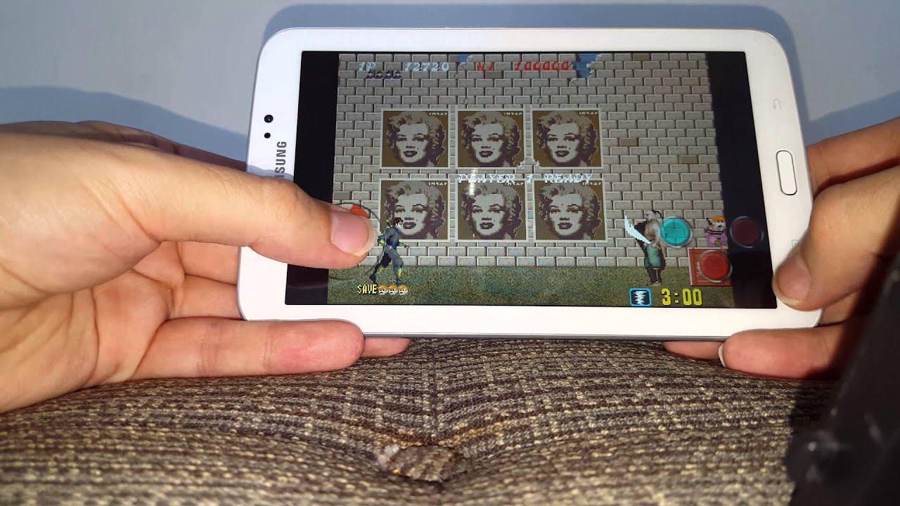 Shinobi arcade game download free