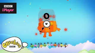 """Learn letter """"o"""" with the Alphablocks Magic Words 