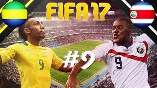 FIFA 17 - INTERNATIONAL ROULETTE #9 - GABON VS COSTA RICA