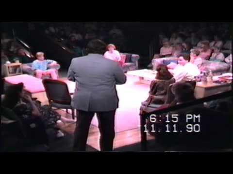 The Girl Who Came To Dinner- Old Hale Center Theater Salt Lake City, Utah November 1990