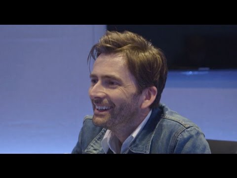 David Tennant knows some TOP SECRET facts about Doctor Who