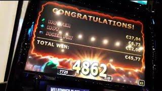 Spielbank👈Hot und Hotter Jackpot geknackt💣Moneymaker84,Merkur Magie,Novoline,Merkur, Gambling,Slot