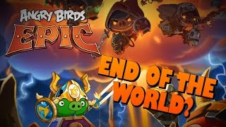 [Angry Birds Epic] Apocalyptic Invasion: The Four Hogriders!