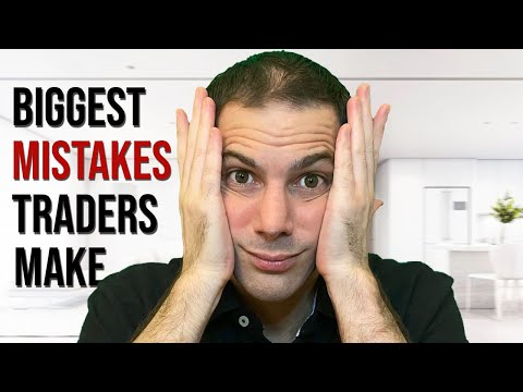 Options Trading: The Biggest MISTAKES That Traders Make That Cost them Money