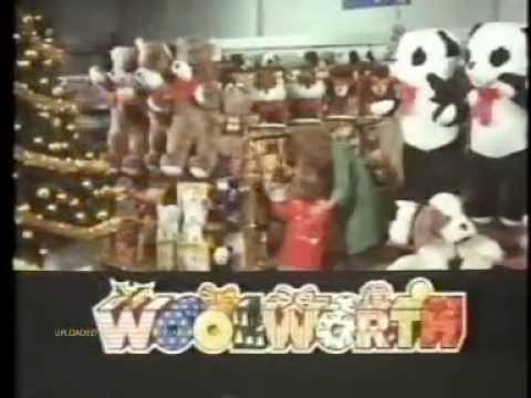 WOOLWORTHS CHRISTMAS ADVERT  LATE 1970's  kenny everett  david hamilton  jimmy young