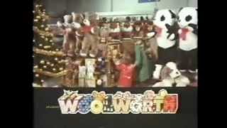WOOLWORTHS CHRISTMAS ADVERT  LATE 1970