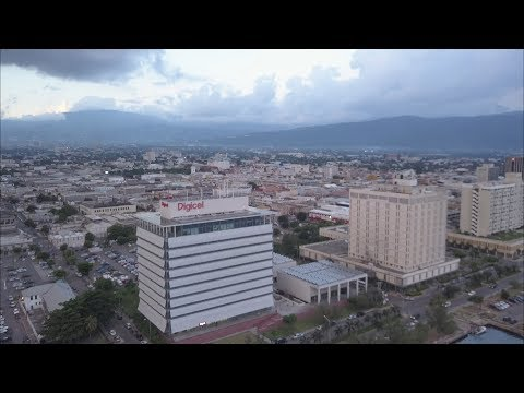 Waterfront, Downtown, Kingston, Jamaica