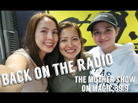BACK ON THE RADIO - WHAT HAPPENS OFF AIR with Rikiflo and Delamar on Magic 89.9 | Andi Manzano