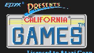 Atari Lynx Longplay [10] California Games