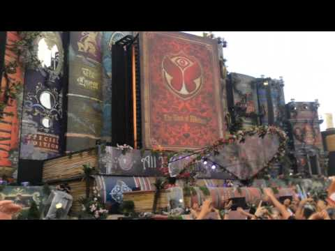 Felguk live at @Tomorrowland Brazil 2015