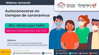 Autoconocerse en tiempos de coronavirus