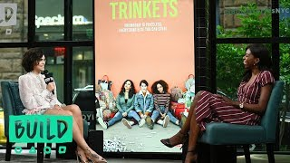 "Brianna Hildebrand Chats About The New Netflix Series, ""Trinkets"""