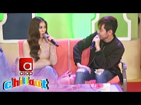 ASAP Chillout: The real score between Julian and Ella