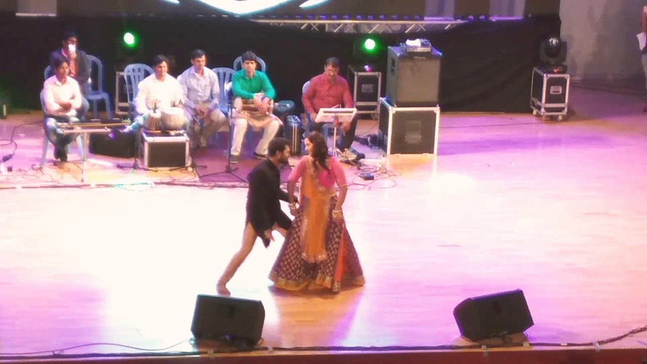 Khesari Lal Kajal raghwani stage show program Dubai Bhojpuri song