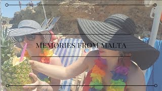 COLORFUL MEMORIES FROM MALTA!
