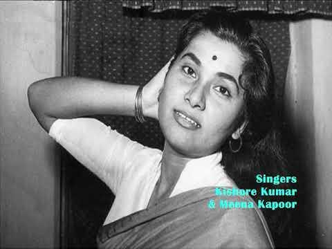 ye samaa ham tum jawaan..Meena Kapoor_Kishore Kumar_Shailendra_Roshan..a tribute