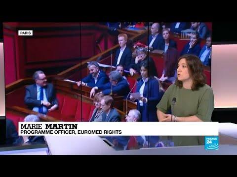 """Immigration law in France: """"There's not enough means to address the right of asylum seekers"""""""
