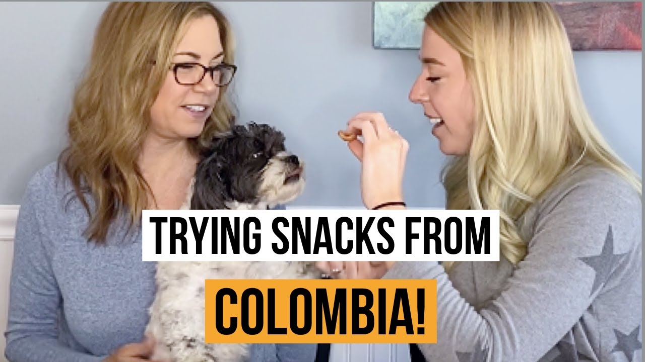 Trying Snacks from Colombia with Ally! Universal Yums September 2020 Unboxing and Taste Test
