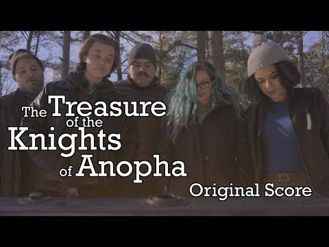 """""""The Treasure of the Knights of Anopha"""" - Original Motion Picture Soundtrack - Adam Guzik"""
