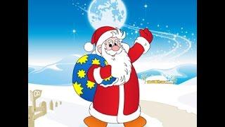 Семья Бровченко. К нам приходил Дед Мороз. (31.12.2015 год)