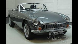 MGB cabriolet 1972-VIDEO- www.ERclassics.com