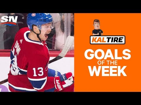 NHL Goals of The Week: Week 18 Edition