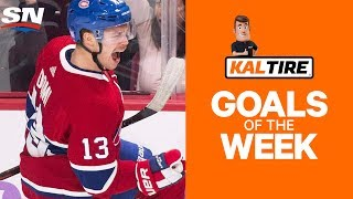 NHL Goals of The Week is here featuring Connor McDavid blowing by three Philadelphia Flyers, Max Domi and Mike Hoffman with great individual efforts and ...