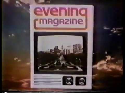 KYW Evening Magazine , 1977