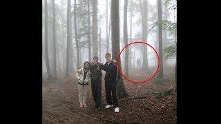un uomo spaventoso ci ha seguiti nella foresta... (AIUTO)
