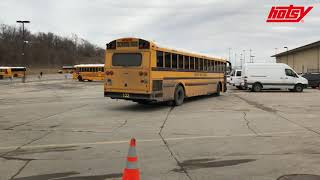 Disinfecting School Bus using VitalOxide® and Electrostatic Sprayer