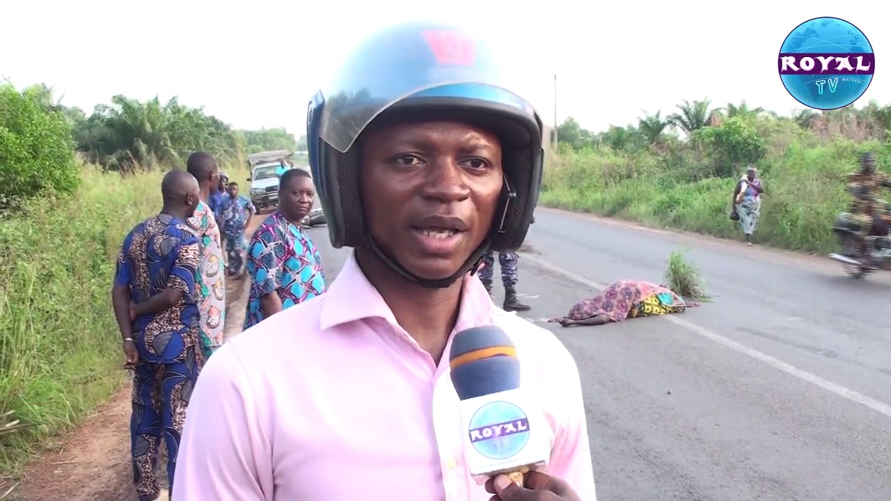 BENIN-SOCIETE / ACCIDENT MORTEL A DANGBO