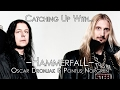 Capture de la vidéo Oscar Dronjak & Pontus Norgren | Hammerfall | Gear Interview