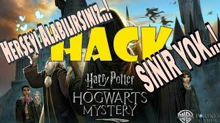 Harry Potter:Hogwarts Mystery || Herşey Sınırsız || Para , Elmas , Enerji ve Oyun içi level hileli