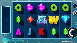 Icy Gems Online Slot from Microgaming