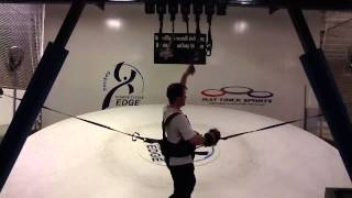 Competitive Edge Hockey harness installation guide