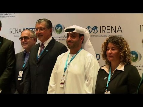 IRENA to invest 350 million dollars in clean energy