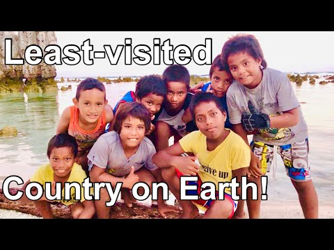 Travel to Nauru. The Least-visited Country on Earth! Must See!