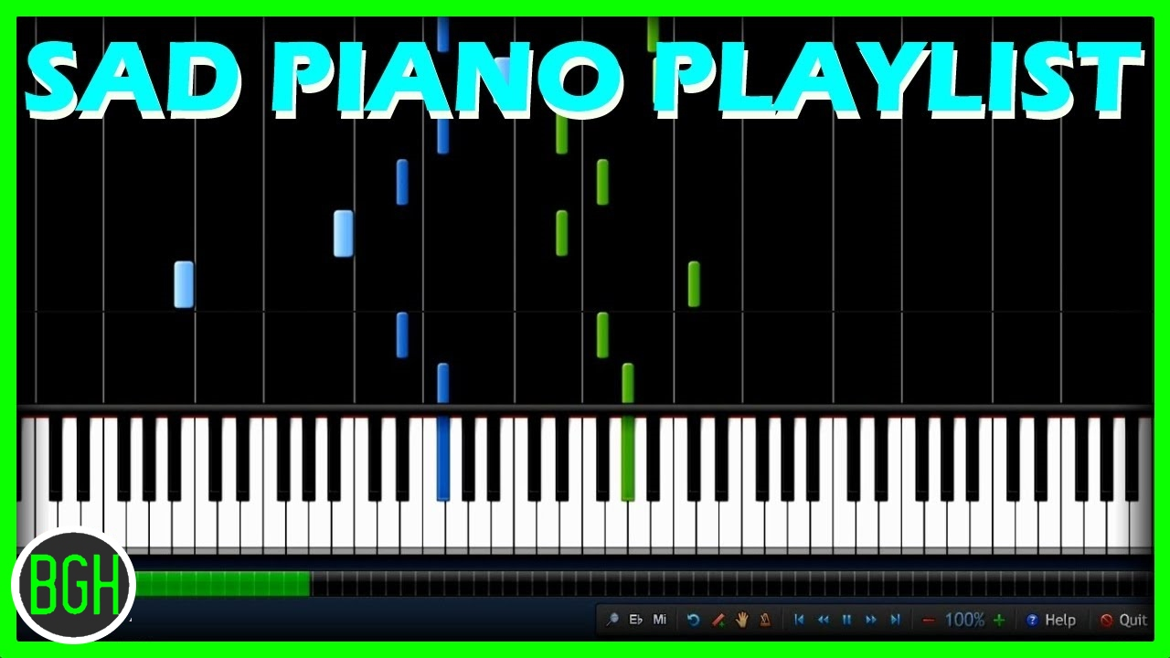 Sad & Emotional Piano Music Playlist