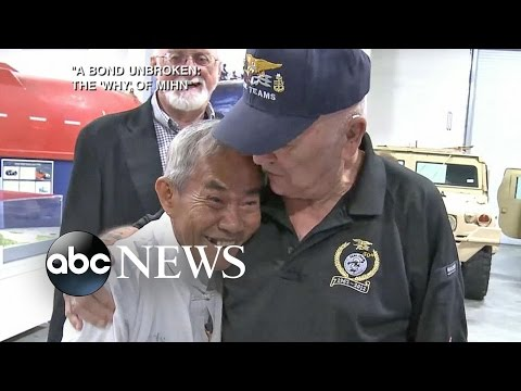 Navy SEALs Give Back to Vietnam Combat Interpreter
