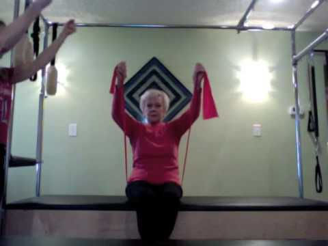 Cadillac exercises for seniors