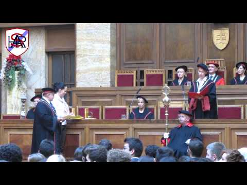 Matriculation, 2012, Comenius University (2)