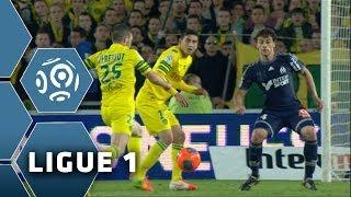 FC Nantes - Olympique de Marseille (1-1) - 25/04/14 - (FCN-OM) - Résumé
