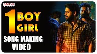One Boy One Girl Song Making MAJILI Song Naga Chaitanya Samantha Divyansha Kaushik