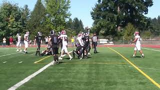 Highlights from W.F. West's 48-7 win over Heritage